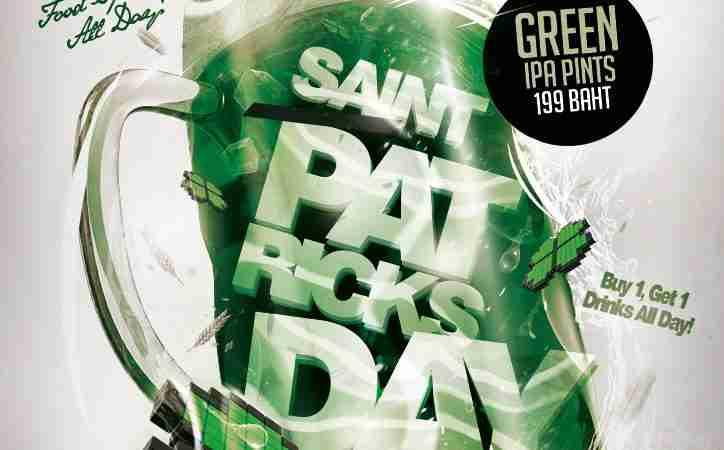 St. Patrick's Day Party at The Old English Pub